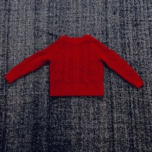 Gap cable knit sweater size 18-24